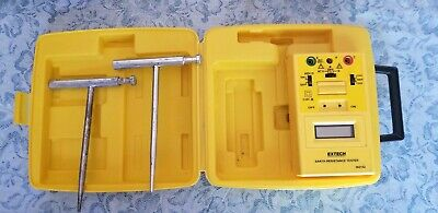 Extech Instruments 382152 Earth Ground Resistance Tester Kit - NEEDS LEADS