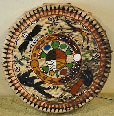A PRAYER FOR Mother Earth / Painted By Lakota Artist Sonja Holy Eagle