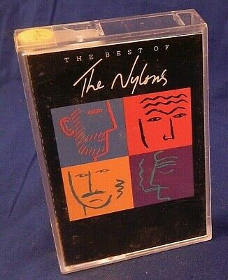 The Nylons - The Best Of the Nylons - Audiophile Cassette - CrO2 & Dolby HX Pro