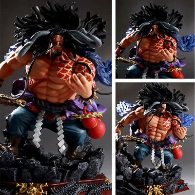One Piece Four Emperors Kaido GK Battle Ver. PVC Anime Figurine Statue NB