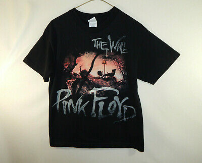 Pink Floyd The Wall Alternative Rock Music Band Concert T Shirt YOUTH LARGE L
