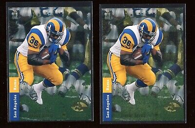 1993 Upper Deck Sp Jerome Bettis Foil Rookie Card 6 St