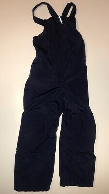 Lands End Boys Snow Pants Blue Sz Small