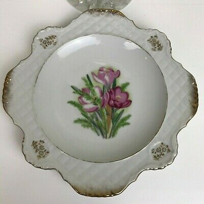 Vintage Plate - Fine Bone China - Made in Japan No 3802