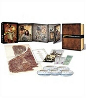 Indiana Jones - The Complete Adventure - Collector's Edition (5 Blu-Ray Disc)