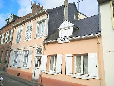 Charming town centre French property for sale, close to coastal resort