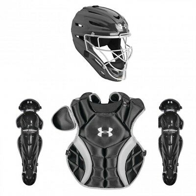 Under Armour Victory Serie Nocsae Junior Catcher Juego Marchas UACKCC2-JRVS