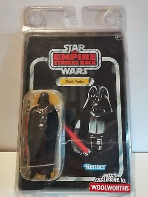 Darth Vader The Empire Strikes Back 2006 Hasbro Kenner Woolworths  Exclusive