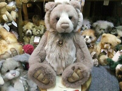 Molly Coddle pic 7 by Charlie Bears CB181817A