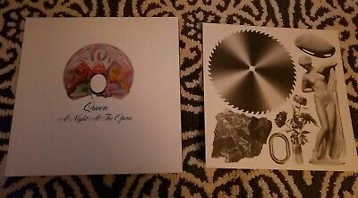 Queen A Night at the Opera--Vinyl Me Please - Complete