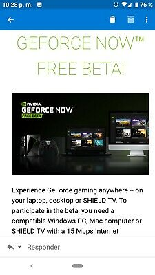 NVIDIA GEFORCE NOW Beta EU/US - $8 49 | PicClick