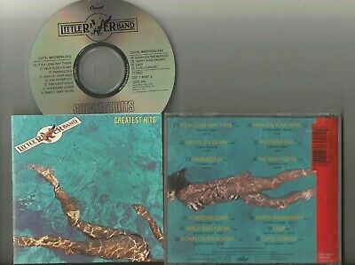 Little River Band - Greatest Hits CD Capitol 12 trax Help Is On Its Way VG+EX  D
