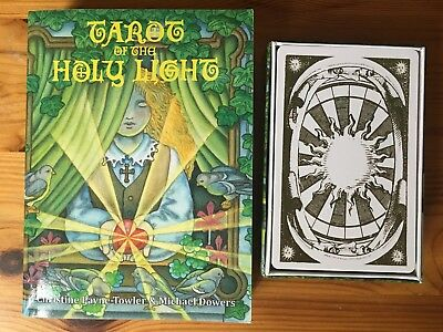 Tarot of the Holy Light (1st Edition) Deck and Book OOP HTF
