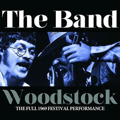THE BAND 'WOODSTOCK' (The Full 1969 Festival Performance) CD (30th Aug. 2019)