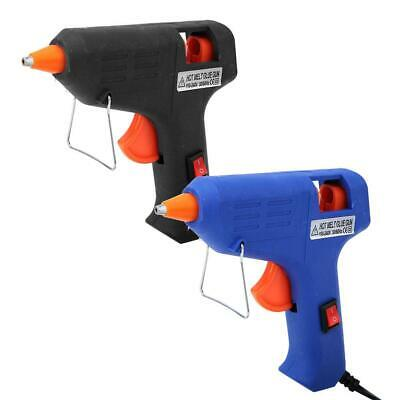 EU Plug Glue Gun Hot Melt Electric Trigger DIY Hot Melt Glue Gun Hobby Craft DIY