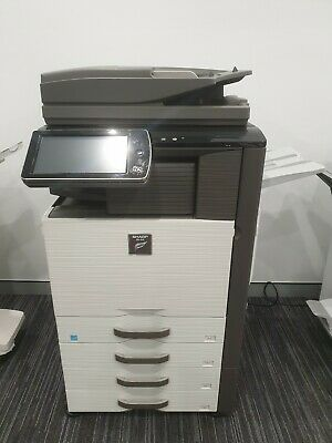 Sharp MX4141 Colour,Network Print,Copy,Scan,Mobile Print,USB Print/Scan,Duplex