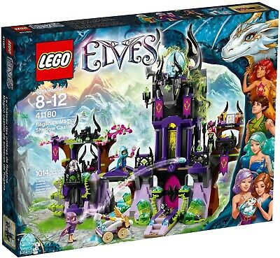 LEGO Elves 41180 Ragana's Magic Shadow Castle - Brand New
