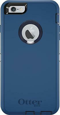 OtterBox Defender Case for iPhone 6s PLUS & 6 PLUS, Easy-Open Packaging, Blue