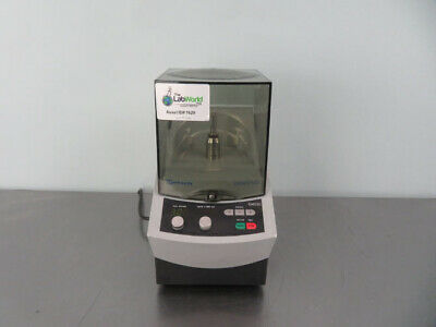 Retsch GRINDOMIX GM200 Grinding Mill Homogenizer with Warranty SEE VIDEO