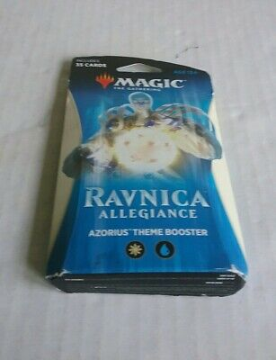 New/Sealed Magic the Gathering: Ravnica Allegiance Azorius 35 Card Theme Booster