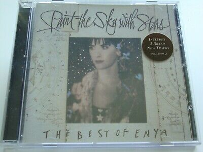 ENYA - Paint The Sky With Stars - The Best Of Enya - 1997 CD