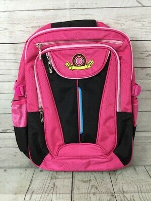 Coofit School Backpack Pink