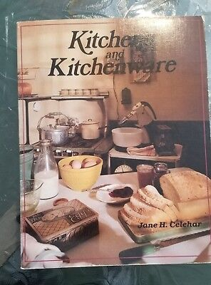 Used KITCHENS and KITCHENWARE Book by Jane H. Celehar.