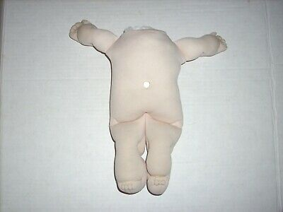 CABBAGE PATCH  baby BODY handmade doll 00