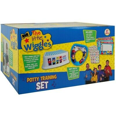 The Wiggles Potty Training Set