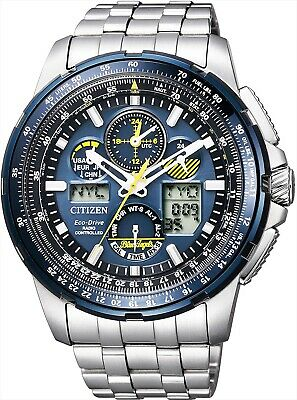 CITIZEN watch PROMASTER limited circulation SKY series Blue JY8058-50L NEW