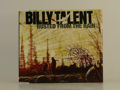 BILLY TALENT, RUSTED FROM THE RAIN, EX/EX, 1 Track, Promo CD Single, Picture Sle
