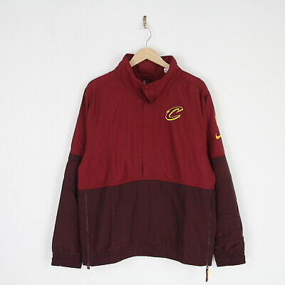 M New Mens Nike Cleveland Cavaliers NBA Basketball Courtside Retro Tracksuit S