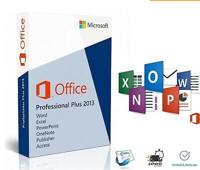 Retail Office 2013 Professional Product Key For Windows ✅ Genuine License ✅