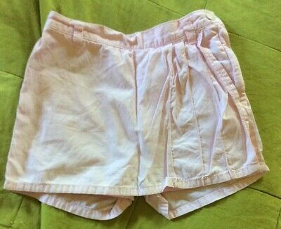 H&M Ralph Lauren Girls Shorts Skorts Pink Demin Age 5-6 Years