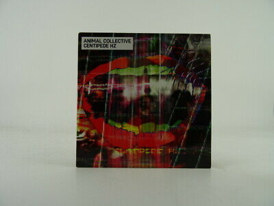ANIMAL COLLECTIVE, CENTIPEDE HZ, 469, EX/EX, 11 Track, Promo CD Album, Card Slee