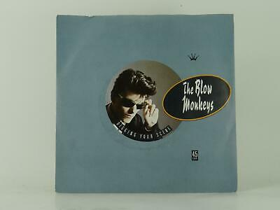 "THE BLOW MONKEYS, DIGGING YOUR SCENE, 61, EX/EX, 2 Track, 7"" Single, Picture Sle"