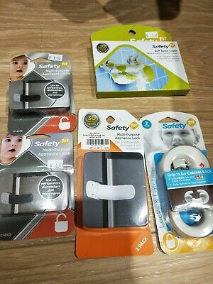 Safety 1st Baby Safety Items