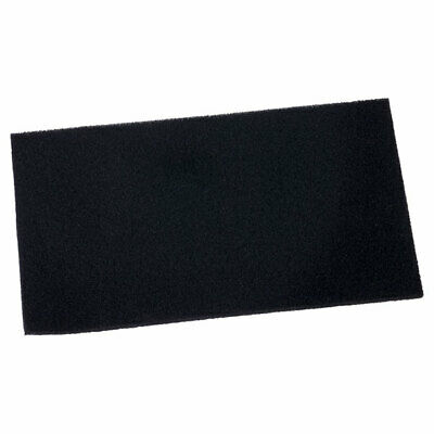Antistat 038-0100 Black Conductive H/D Foam 127 x 228 x 6mm