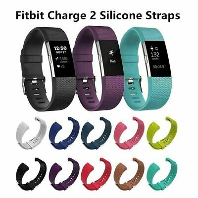 Fitbit Charge 2 Gr S L Ersatz Silikon Armband Uhren Sport Band Fitness Tracker