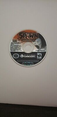Spawn: Armageddon Nintendo GameCube VIDEO GAME DISC ONLY