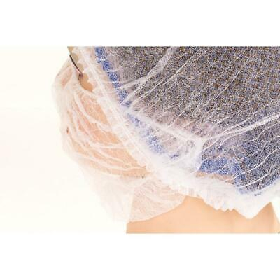 Click Once Disposable Beard Snood Polypropylene White Ref DBSPPW [Pack 1000]