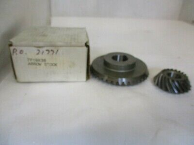New Arrow 7P19X38 Spiral Bevel Gear