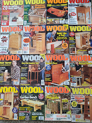 Super Wood Magazine May 2008 Issue 183 7 50 Picclick Spiritservingveterans Wood Chair Design Ideas Spiritservingveteransorg