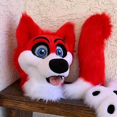 cecc0ac7ae8e0 FURSUIT PARTIAL - $500.00 | PicClick