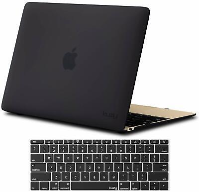 """Delfy Hard Laptop protective  Case  for Macbook 12/""""  A1534 Retina 2015 2016 2017"""