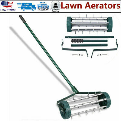 Lawn Aerator Clamp with Spikes 5 pcs Diameter 11.8