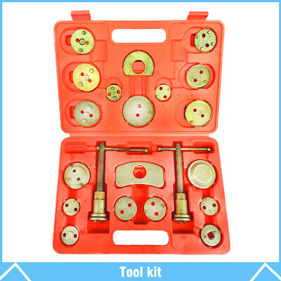 22Pcs/Set Disc Brake Caliper Piston Pad Car Auto Wind Back Hand Tool Kit