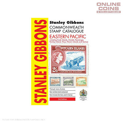 2015 Stanley Gibbons Eastern Pacific Stamp Catalogue 3rd Edition