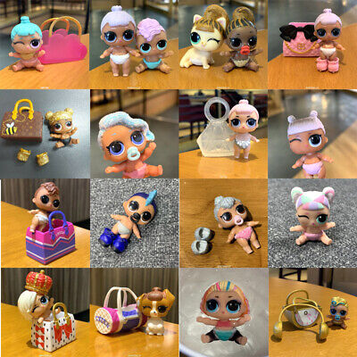 100+ LOL Surprise Doll Lil Cheer Punk Boi Boy queen bee Unicorn troublemaker toy