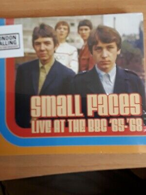 Small Faces - Live At The BBC '65-'68 - CD digipak album Sealed